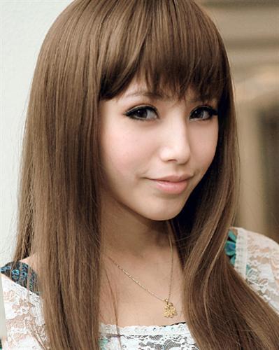 Hairstyles For Long Hair Korean : Long Korean Hairstyles for Girls Hairstyles FxHrP