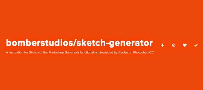 Sketch Generator plugin