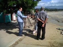 Rojas Nina reitera se prohiba construcción en rivera de los rio Nigua y Yubazo; pide consejo de gobierno para evaluar daños