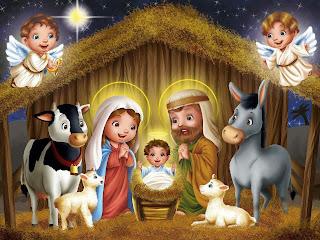 Está chegando o Natal