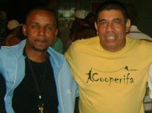 Fuzzil e Sérgio Vaz