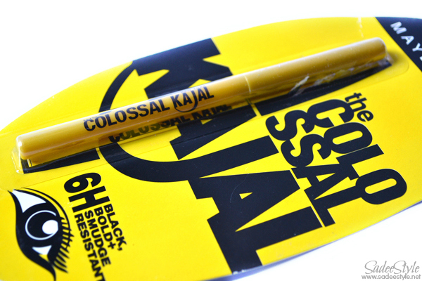 Maybelline Colossal Kajal (Review)