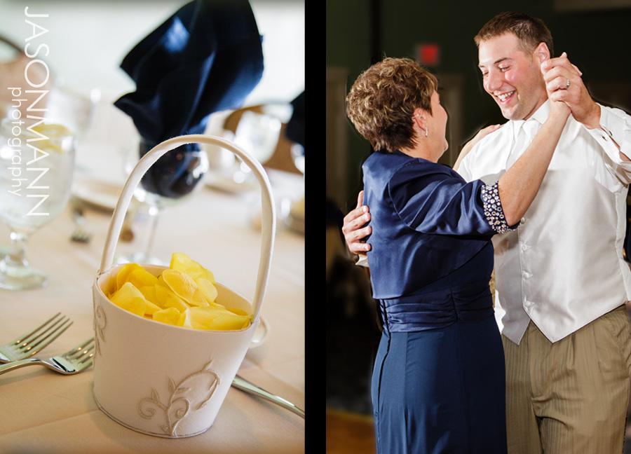 Jason Mann Photography - Door County Wedding, Mother/Son Dance