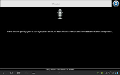 Download Andy - Siri for Android Full v3.8