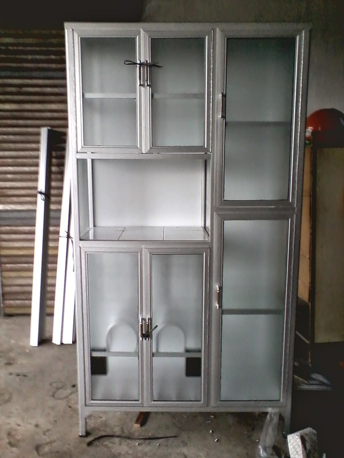 Lemari Piring Aluminium