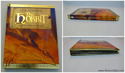 hobbit pop up book