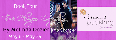 Blog Tour: Time Changes Everything by Melinda Dozier