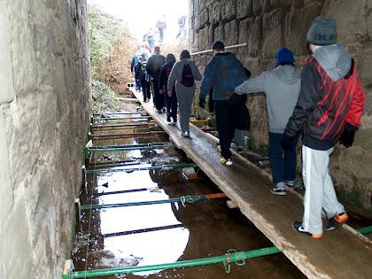 Pas subterrani de la carretera de Manresa a Vic