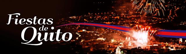 Programa completo fiestas de Quito 2015