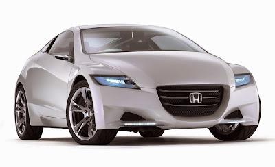 Honda CRZ Concept Pictures