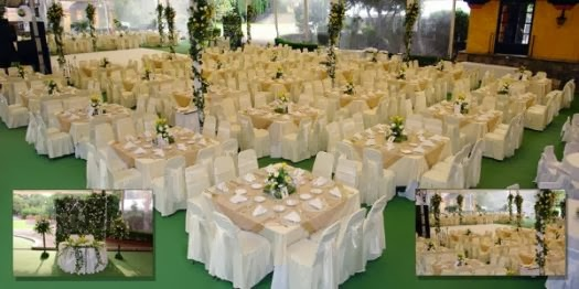 Mini tutos kimmy ideas de bodas hermosas for Decoracion salon boda