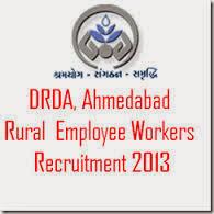DRDA Recruitment 2013