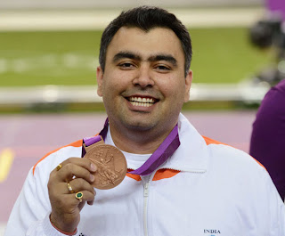 Gagan Narang opens medal count for India, wins bronze