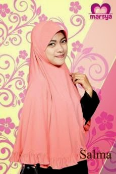 jilbab panjang