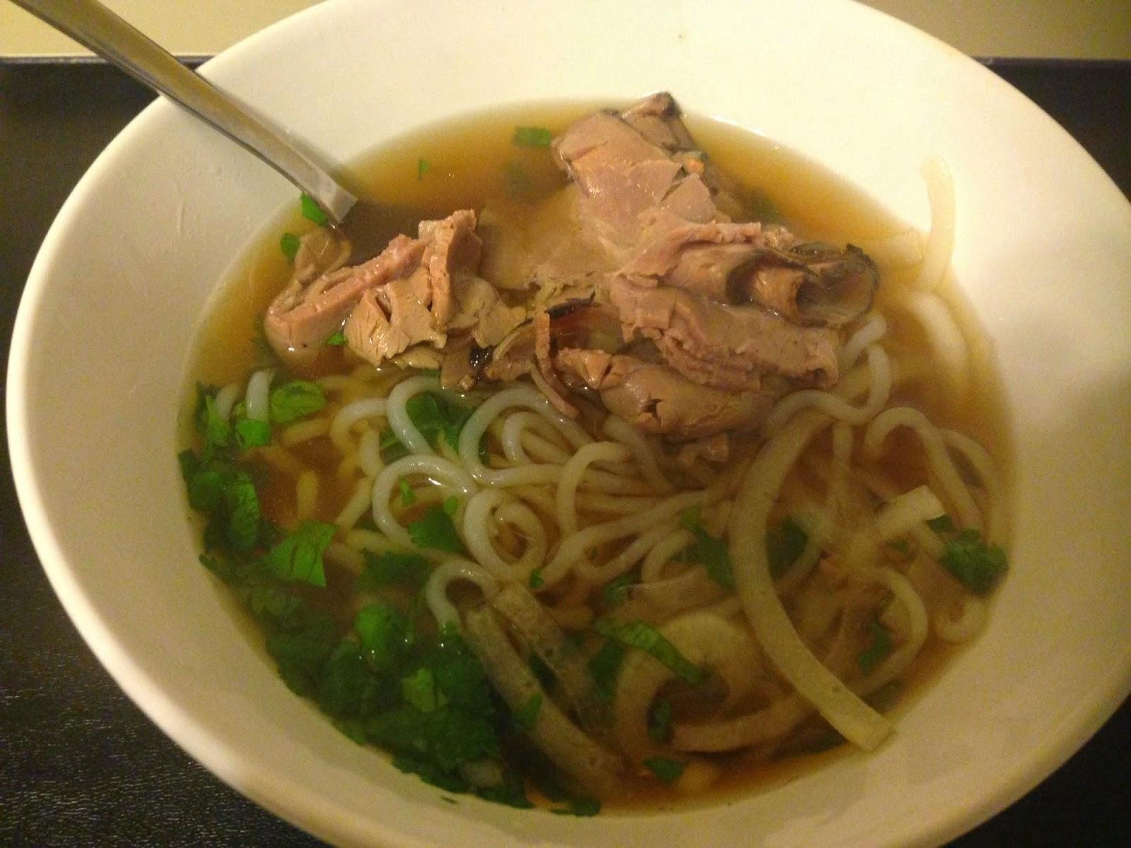 keto diet pho with shirataki noodles