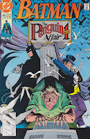 El Affaire del Pinguino - Batman 448-449/ DC 615 - 04/04/2013