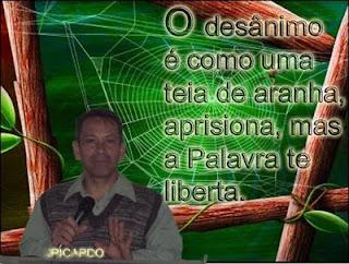 .::QUANDO O DESÂNIMO CHEGAR::.