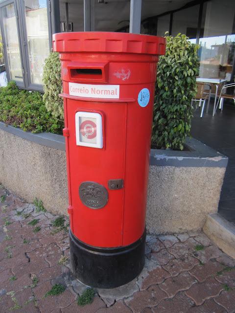 madeira mailbox