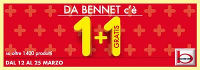 Bennet 1 più uno