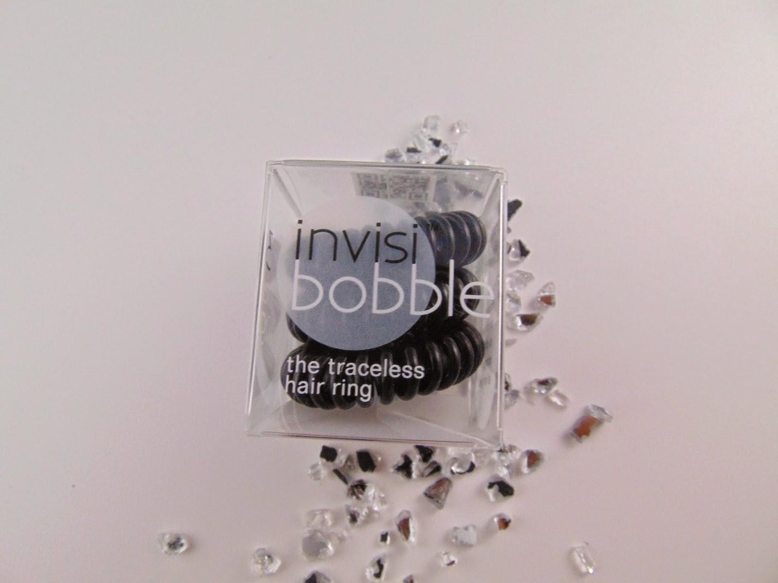 Invisibobble Haargummis schwarz - www.annitschkasblog.de