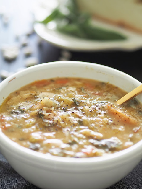 Bread Soup Recipe