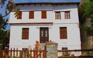Αναστηλώνεται το Μουσείο Θεοφίλου στη Λέσβο