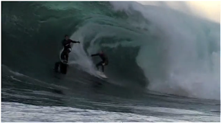 paul fisher vs shipstern bluff