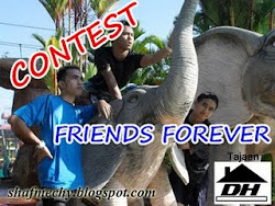 Contest | CONTEST FRIENDS FOREVER