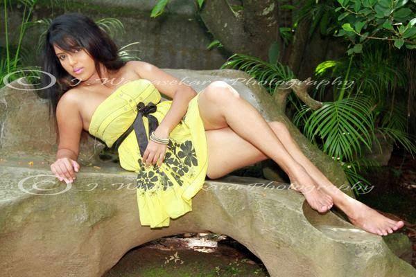 Nuwangi Bandara sri lankan tele drama actress