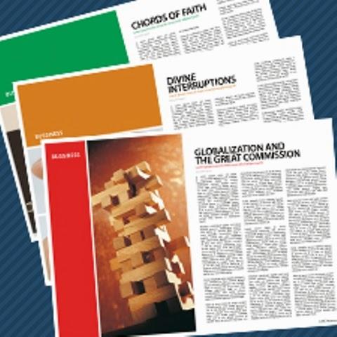 desain company profile adalah karya murid yang belajar kursus Graphic Design pada tempat kursus website, seo, desain grafis favorit 2015 di jakarta