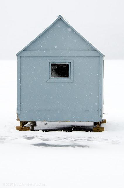 Bar Harbor, Maine, Acadia National Park, shack, house