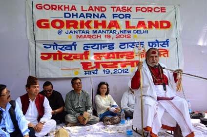GTF, will take statehood demand to Delhi