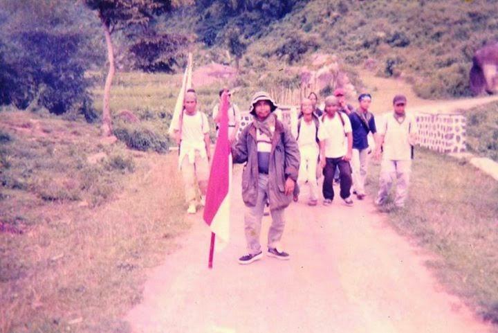 Angkatan Perintis PAS Mahaguru UPI Kampus Purwakarta