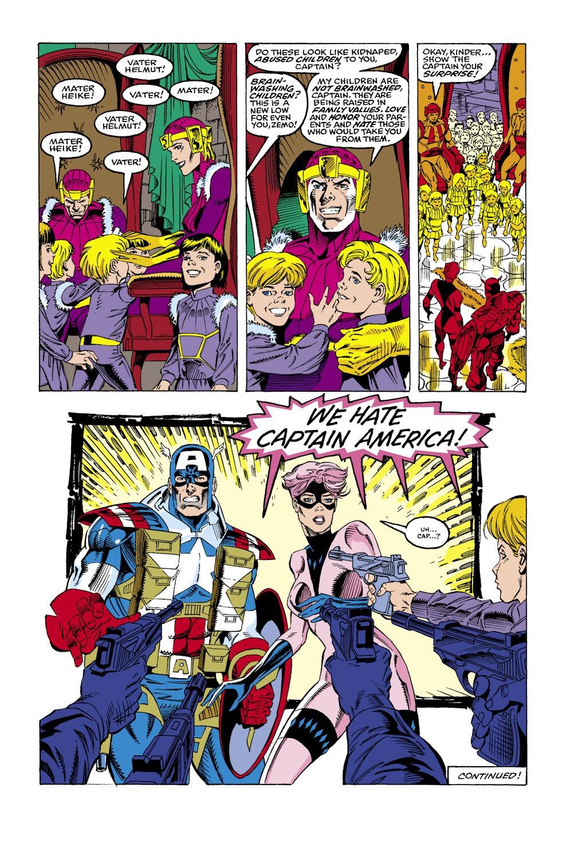 Captain America (1968) Issue #431 #381 - English 24