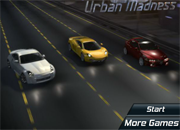 3D Urban Madness