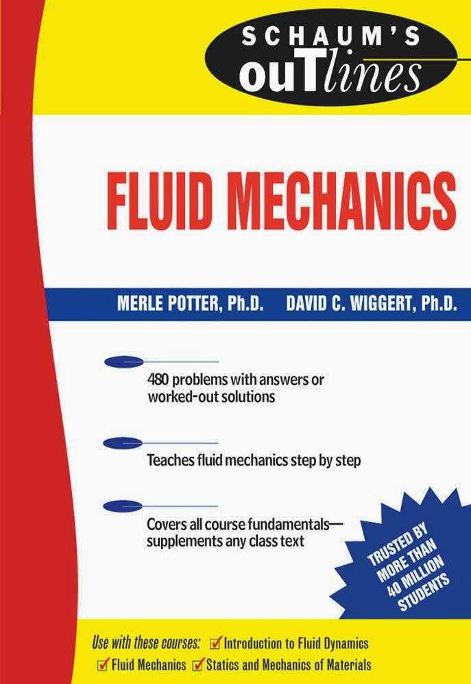 Fluid Mechanics by Merle C.Potter & David C.Wiggert