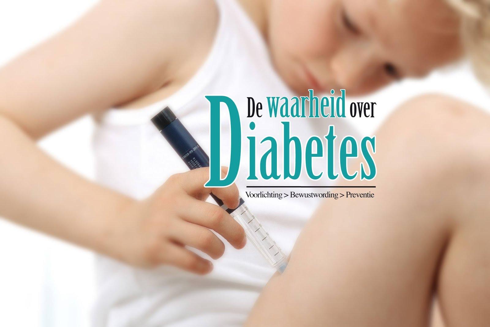Waarheid.. diabetes!