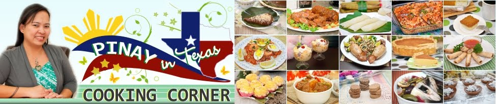 Pinay In Texas Cooking Corner