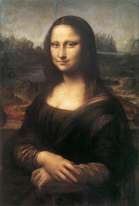 Pictures at the Louvre