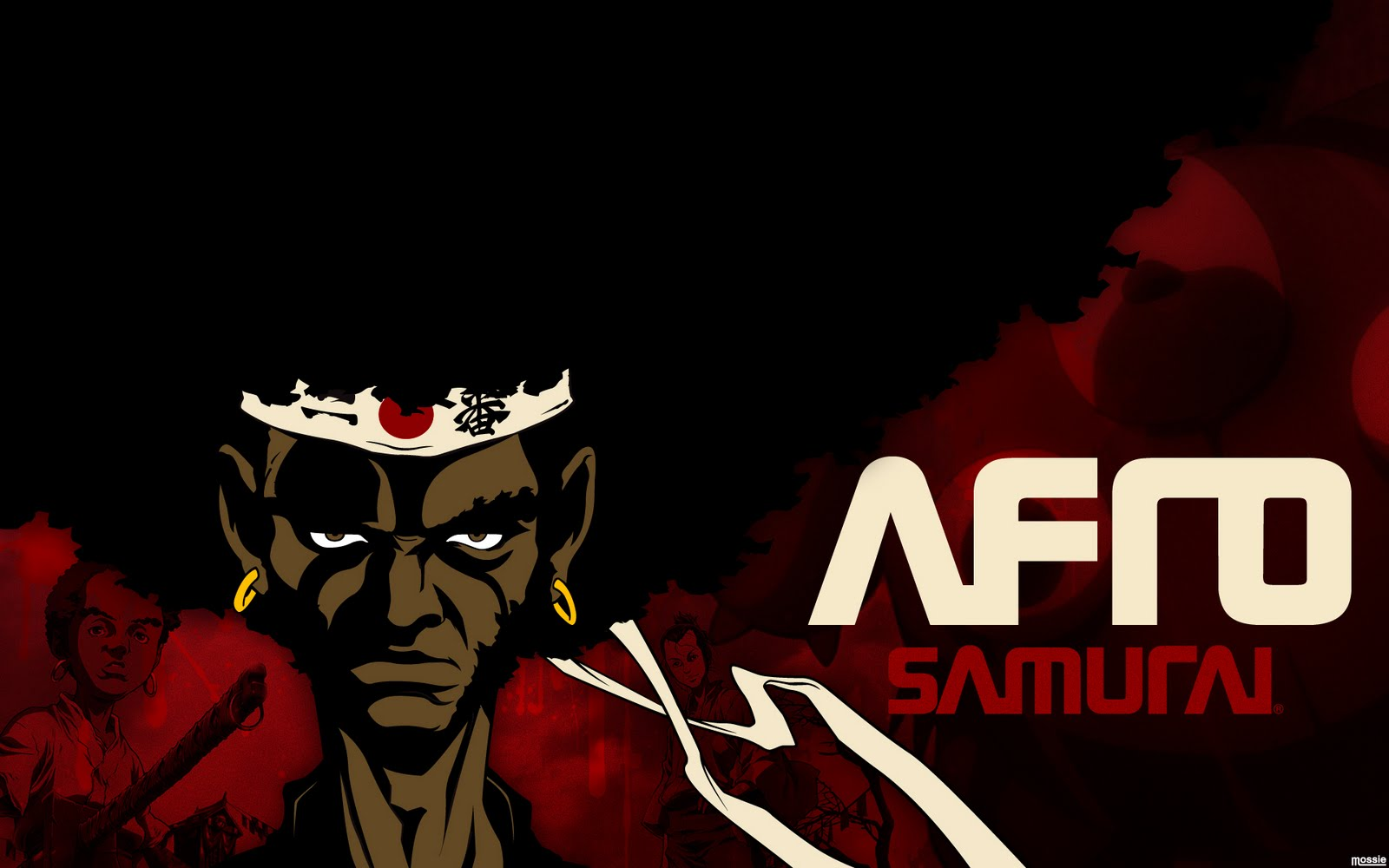 free wallpaper for your computer and laptop afro samurai