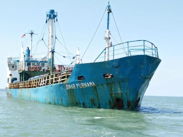 Bakamla Temukan KM Sinar Purnama Tanpa ABK di Perairan Tarakan