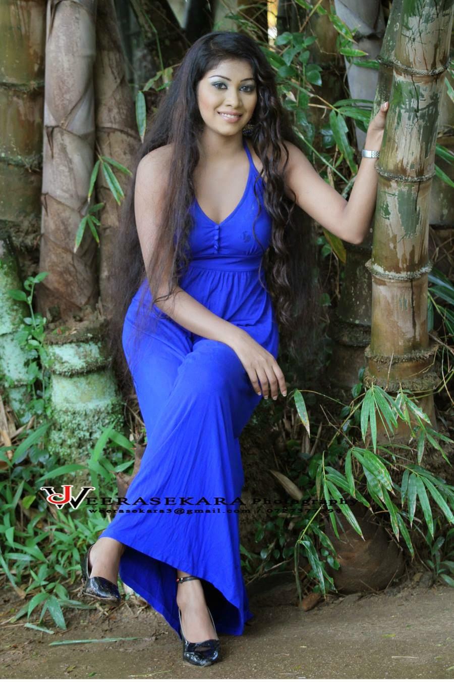 Samadhi Chinthana hot blue