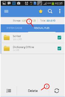Tidak Bisa Install Game Android