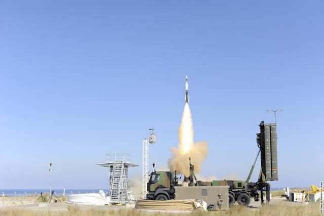 Hệ thống tên lửa phòng không ASTER - 30