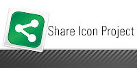 share icon project
