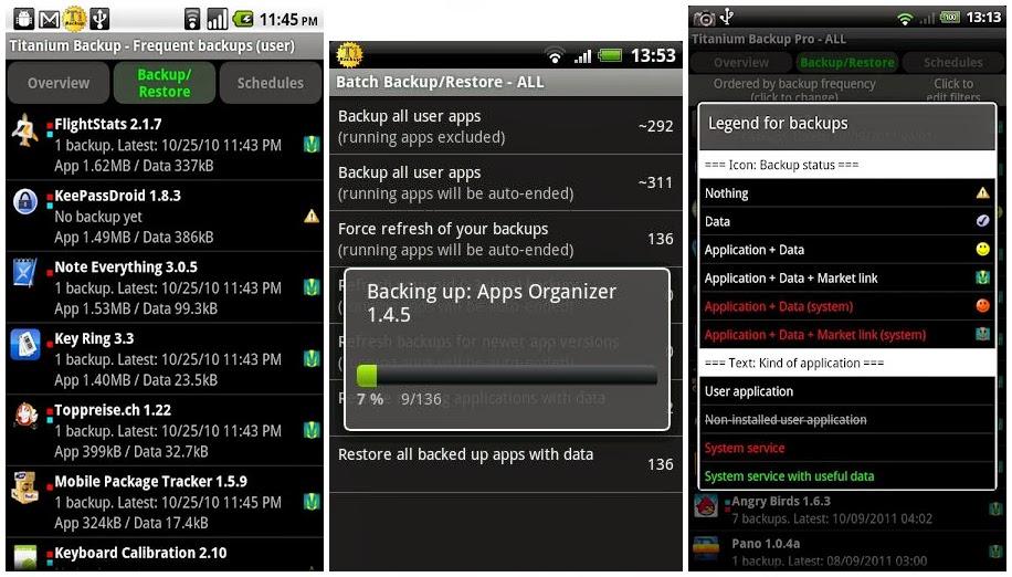 akibat Handphone Android yang Sudah Di-root