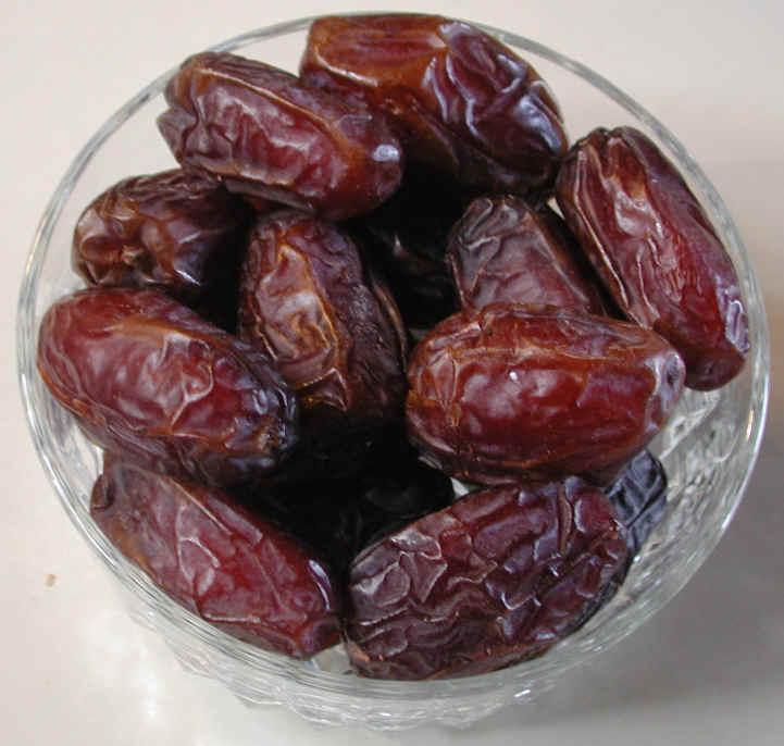 Dates food