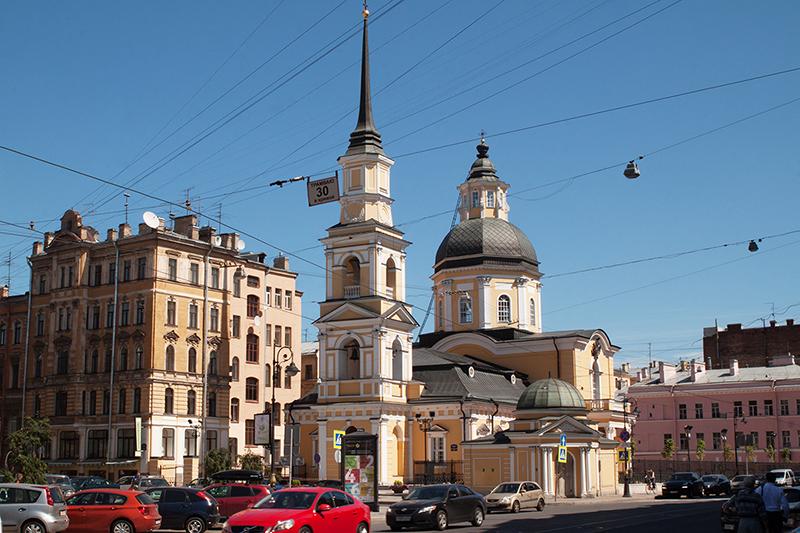 city river Санкт-Петербург