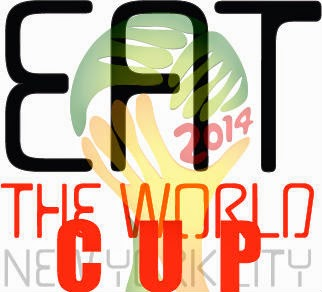 Eat the World CUP 2014!