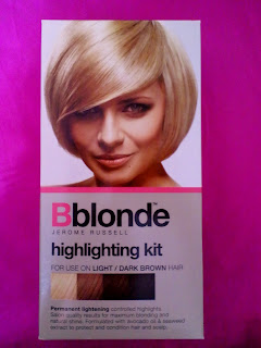 Jerome Russell Bblonde Permanent Highlighting kit